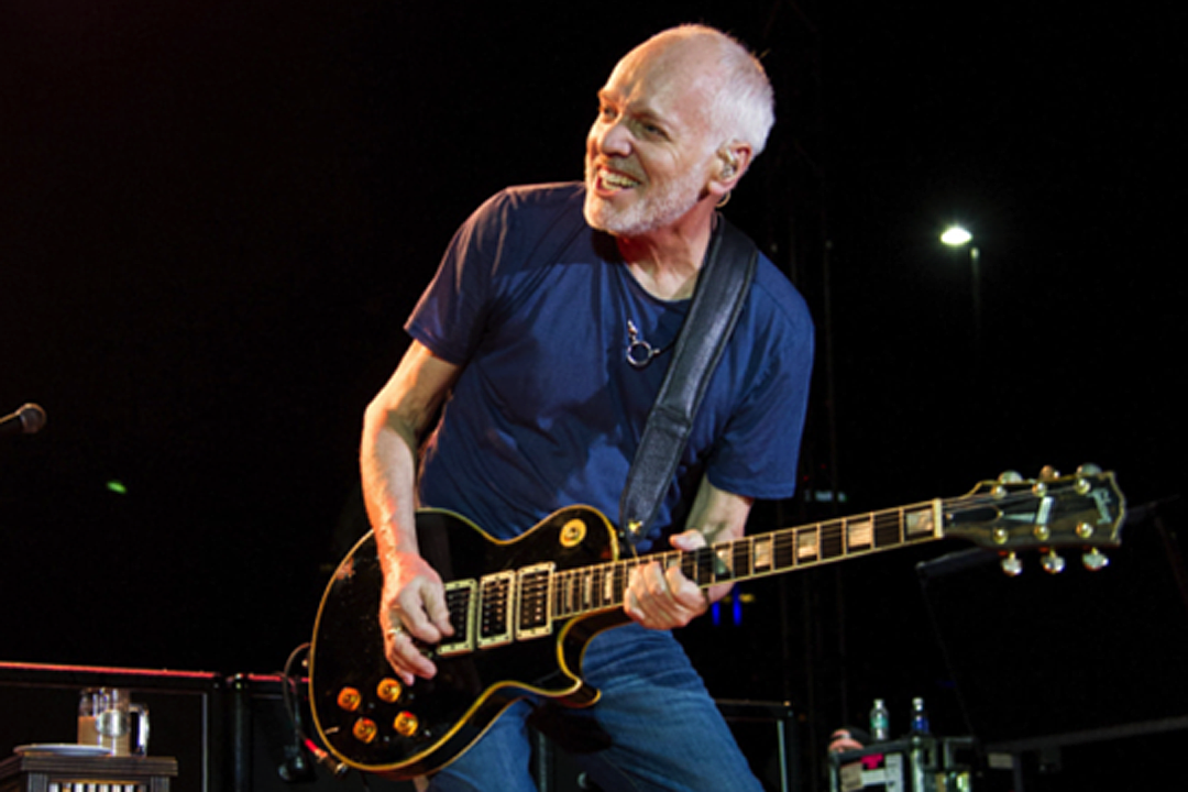 Hear Peter Frampton's Cover of B.B. King's 'The Thrill Is Gone'