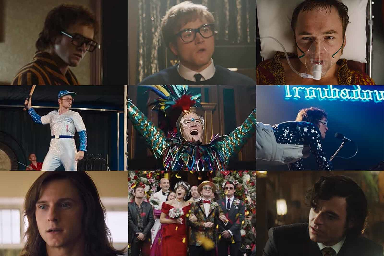 Elton John S Rocketman Trailer A Scene By Scene Breakdown