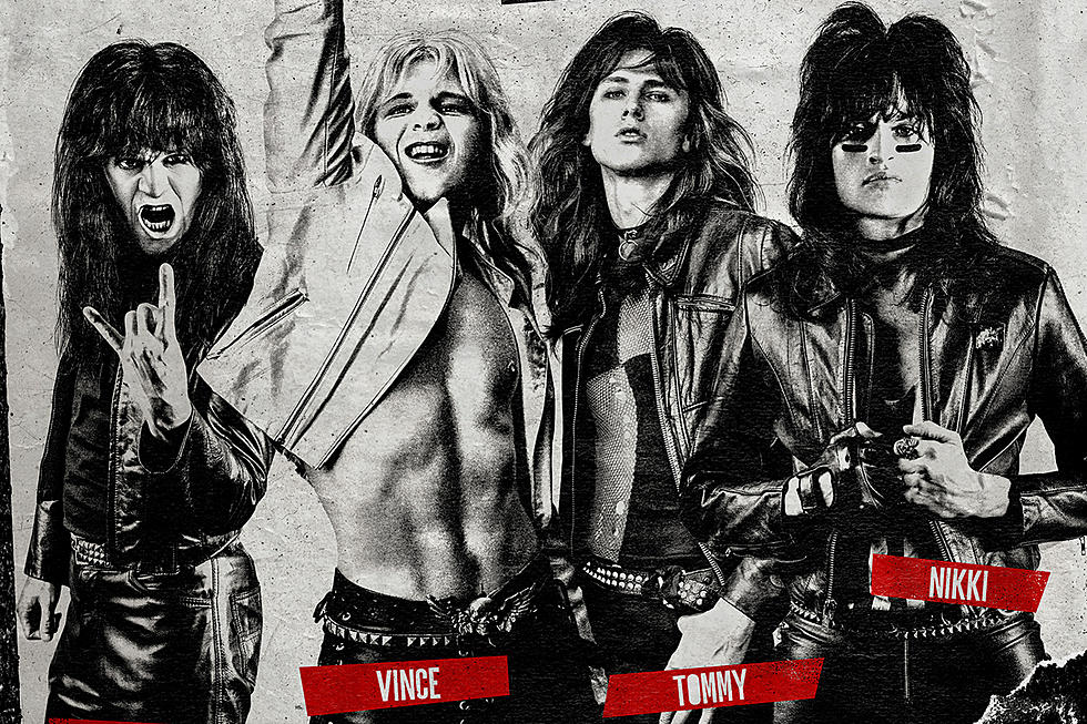 Why Motley Crue's 'The Dirt' Movie Took 13 Years to Make