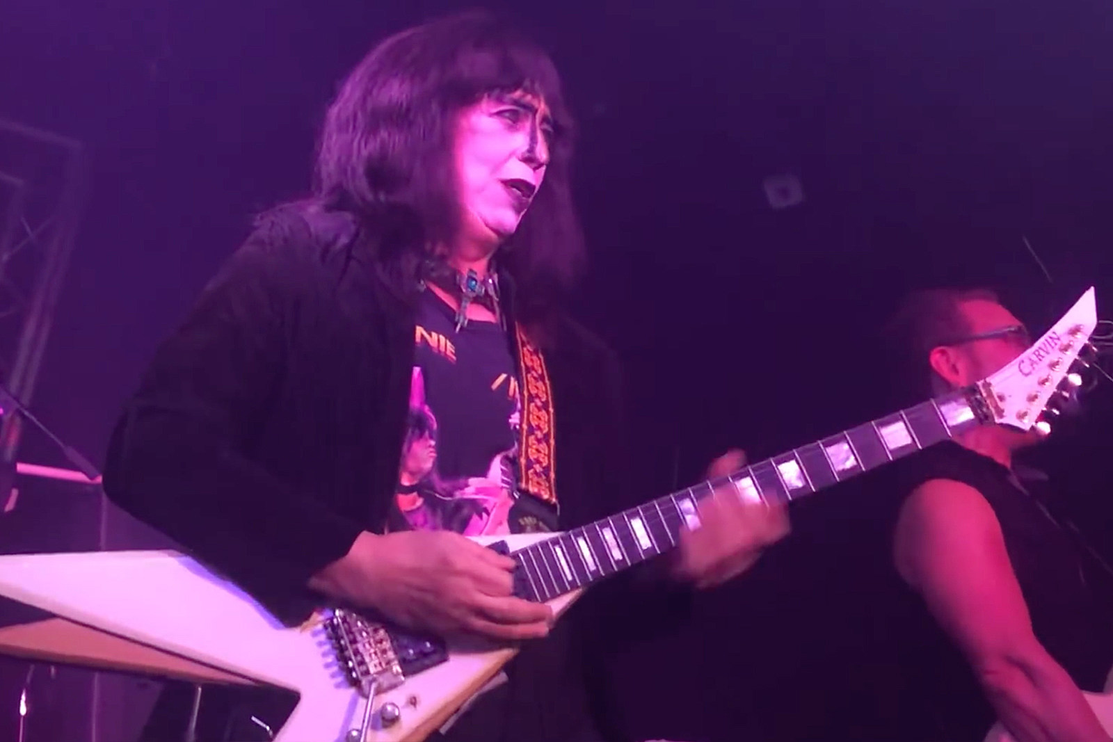 Vinnie Vincent 'Really Could Have' Rejoined Kiss in 1992