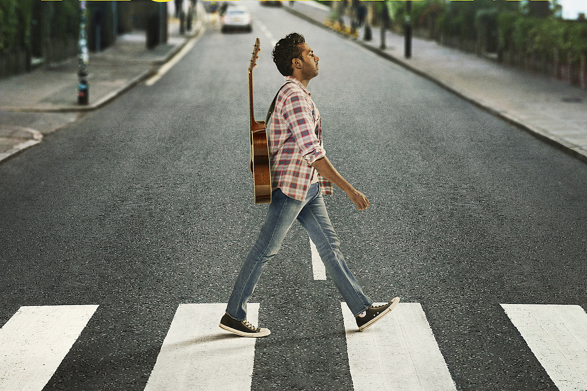 Himesh Patel Prepared for His 'Yesterday' Role by Busking