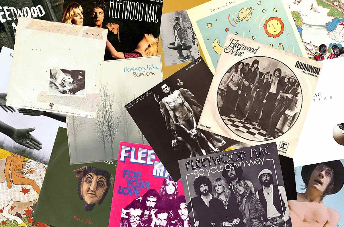 the best song from every fleetwood mac album. Black Bedroom Furniture Sets. Home Design Ideas