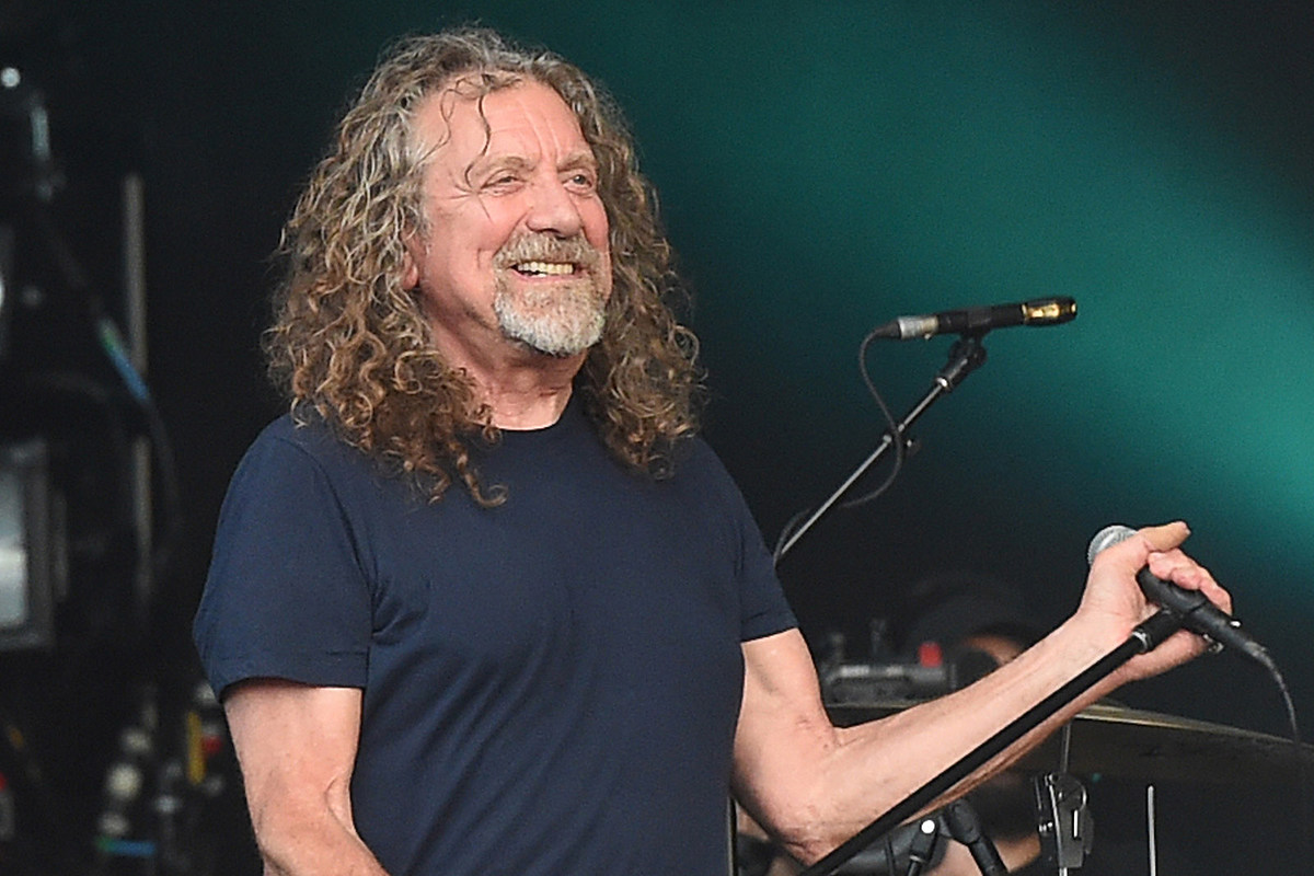 Robert Plant Eyes New Space Shifters, Alison Krauss Albums