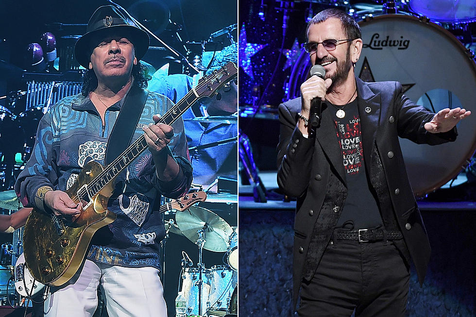 Santana and Ringo Starr to Play Woodstock Original Site for 50th