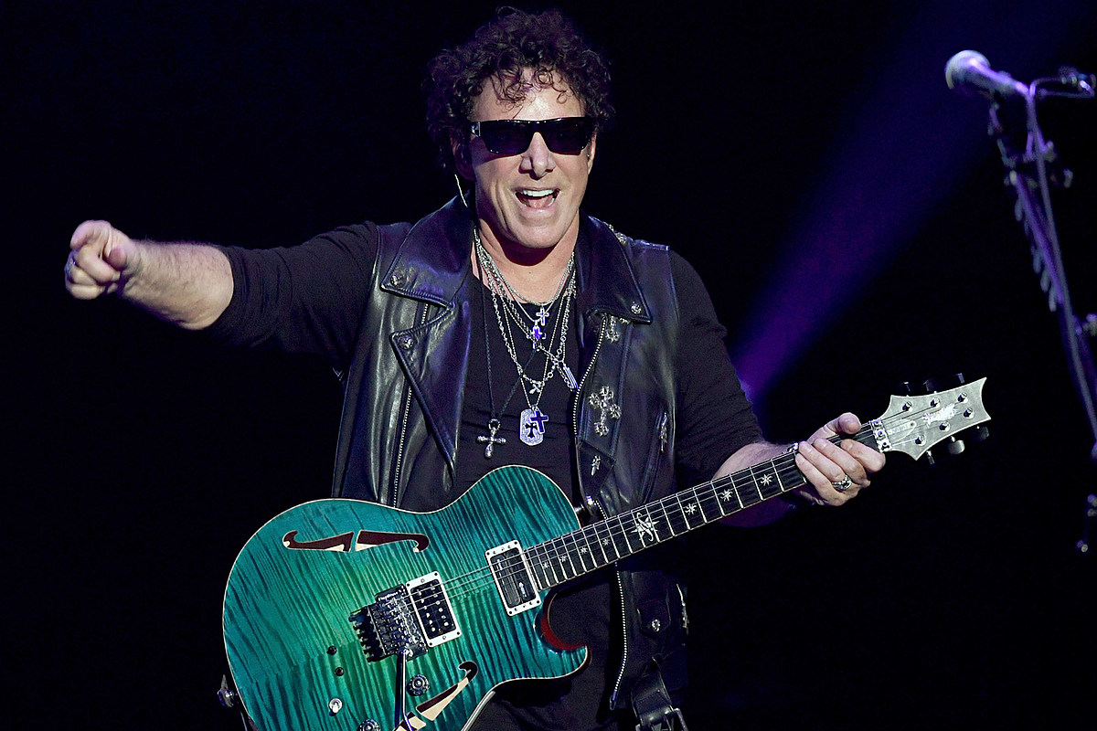 Neal Schon to Complete New Album This Year