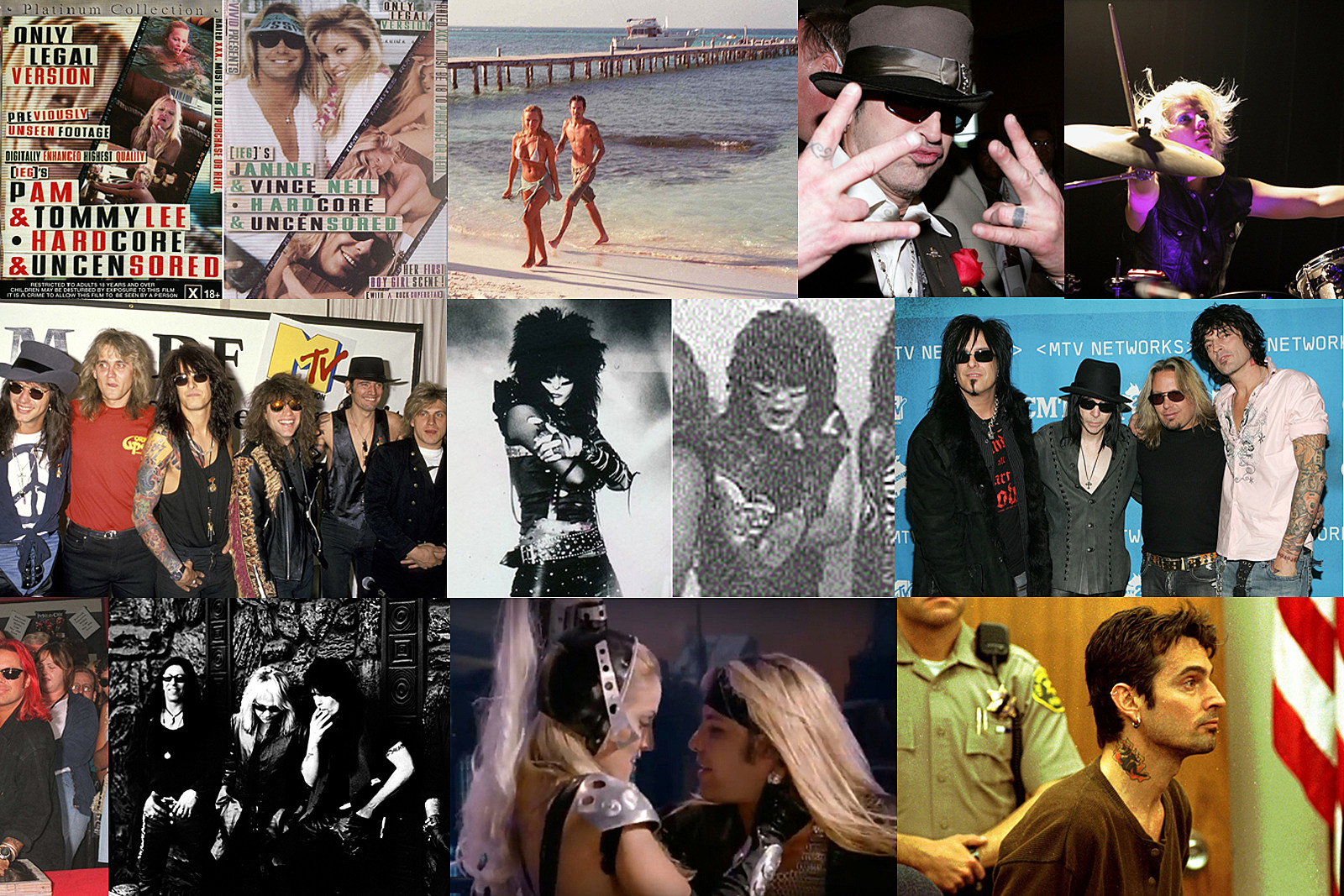 ultimate rock ballads collection song list