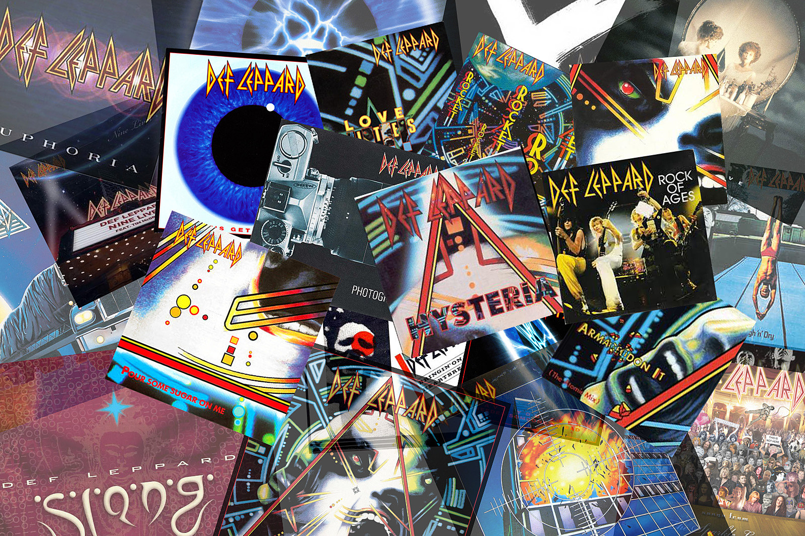 All 145 Original Def Leppard Songs Ranked Worst To Best