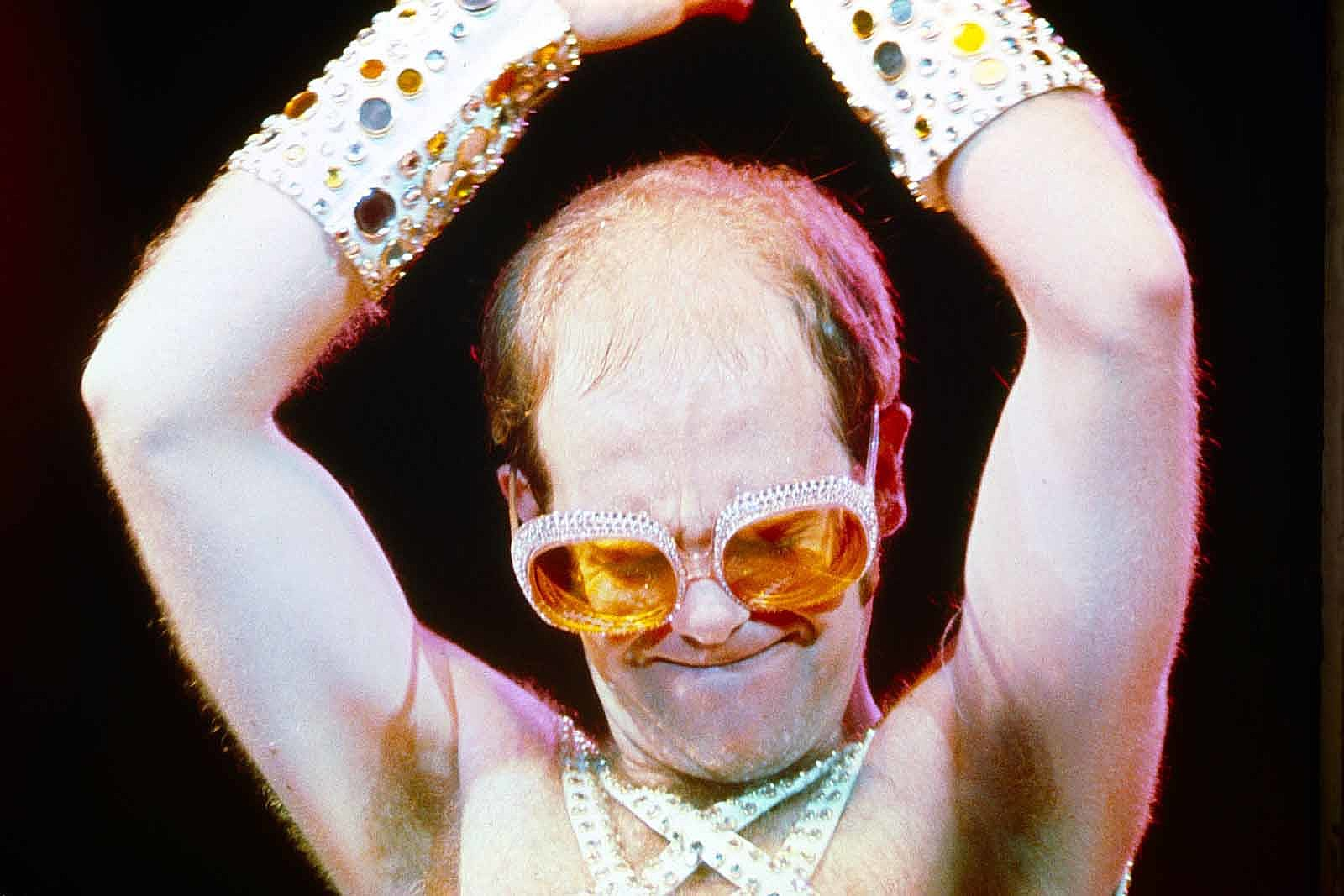 The Story of Elton John's 1975 Suicide Attempt