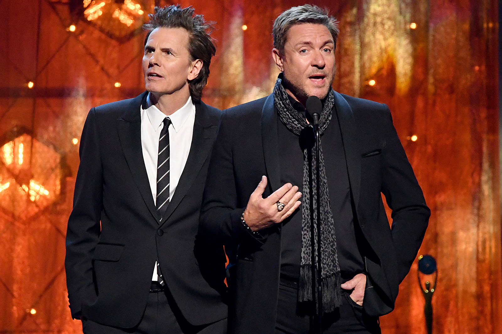 Duran Duran Induct Roxy Music Into Rock and Roll Hall of Fame