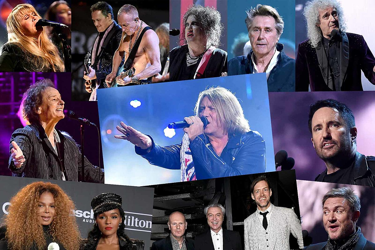 Rock and Roll Hall of Fame 2019 Induction Ceremony's Best Photos