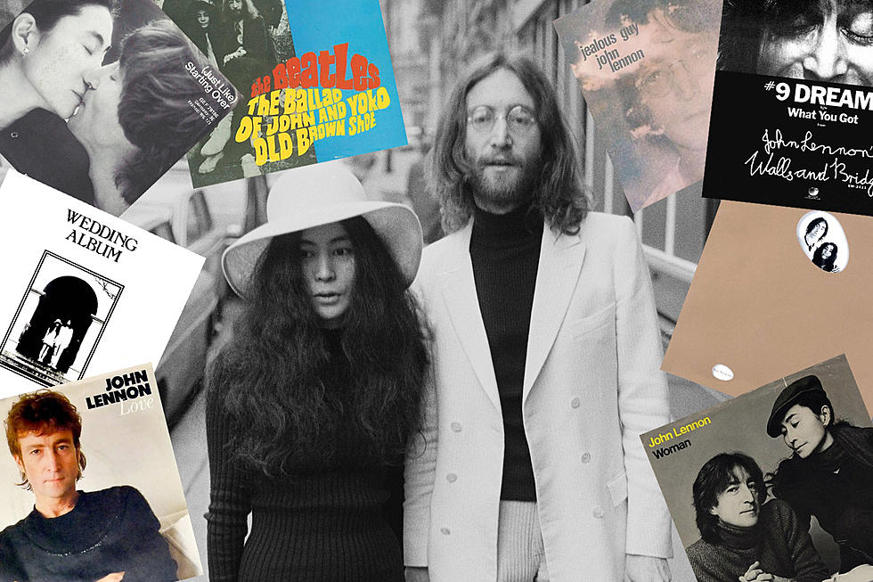 How John Lennon Told The Story Of His Love For Yoko Ono In Song