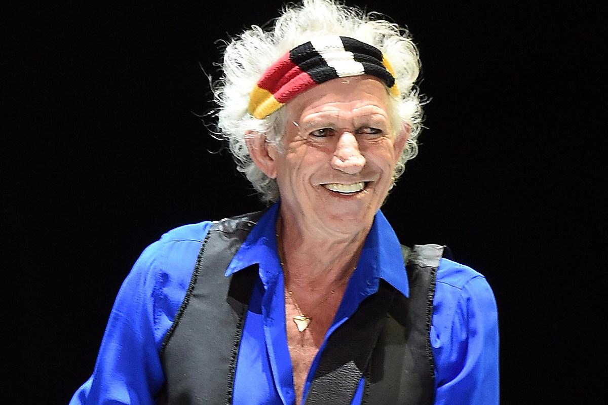 Hear Keith Richards' 'Big Town Playboy' From Debut Album Box Set