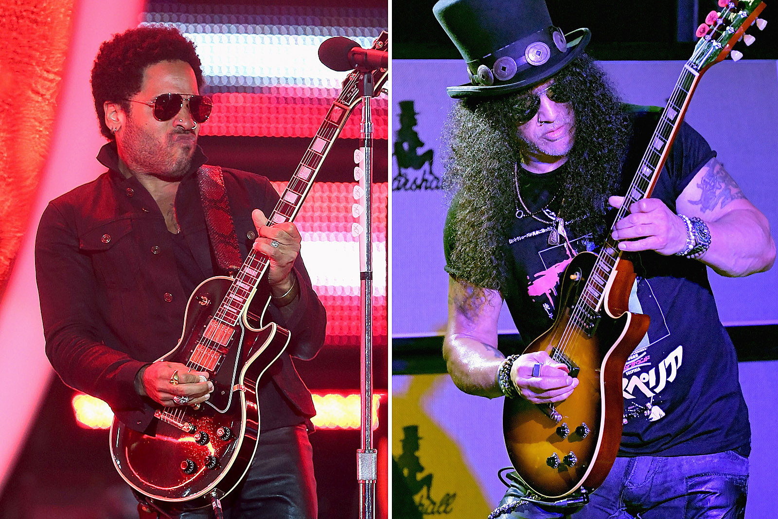 Buckcherry's Josh Todd Doesn't Know Why Slash Split Their Band