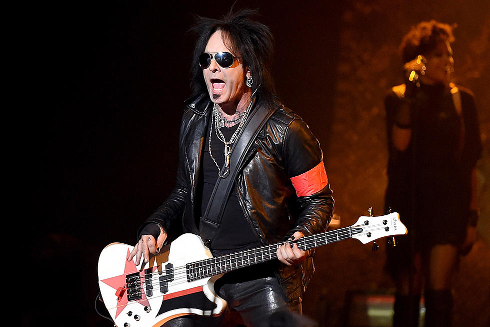 How a Traumatic Childhood Shaped Motley Crue's Nikki Sixx