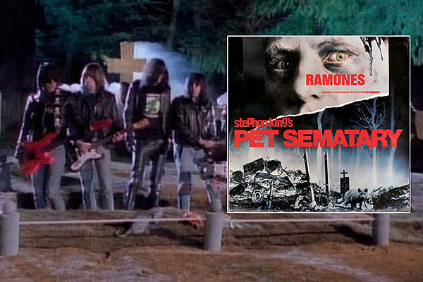 The Confusing History of the Ramones' Horror Song 'Pet Sematary'