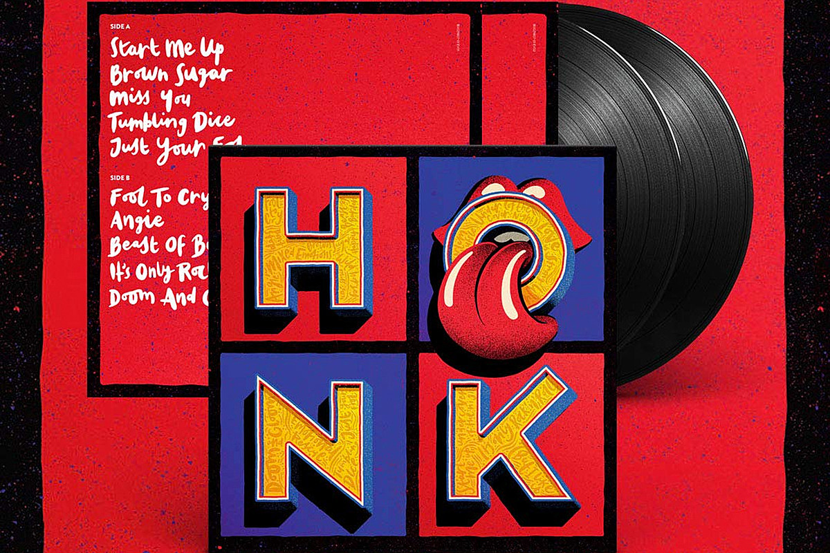 Live Tracks Spice Up New Rolling Stones 'Honk' Compilation