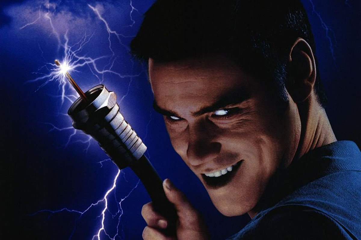 What Have You Done?': 'The Cable Guy''s First Screening