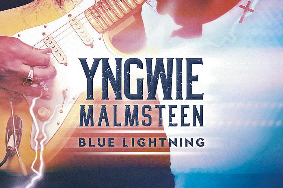 Listen to Yngwie Malmsteen Cover 'While My Guitar Gently Weeps'