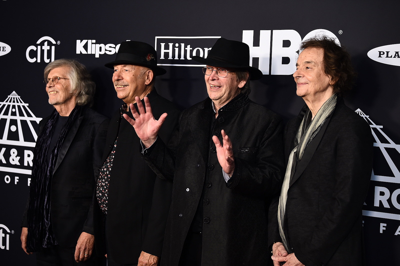 Zombies Inducted Into Rock and Roll Hall of Fame