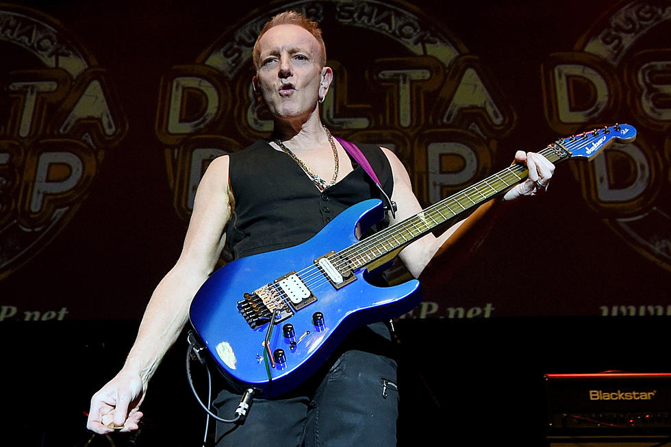 Def Leppard's Phil Collen Weighs In on Backing Tracks Debate