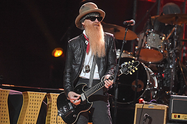 How Billy Gibbons Named Zz Top
