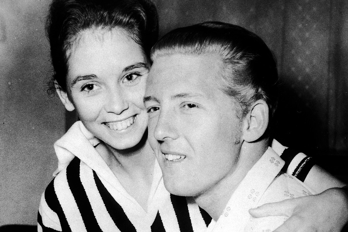 When Jerry Lee Lewis Married His 13-Year-Old Cousin