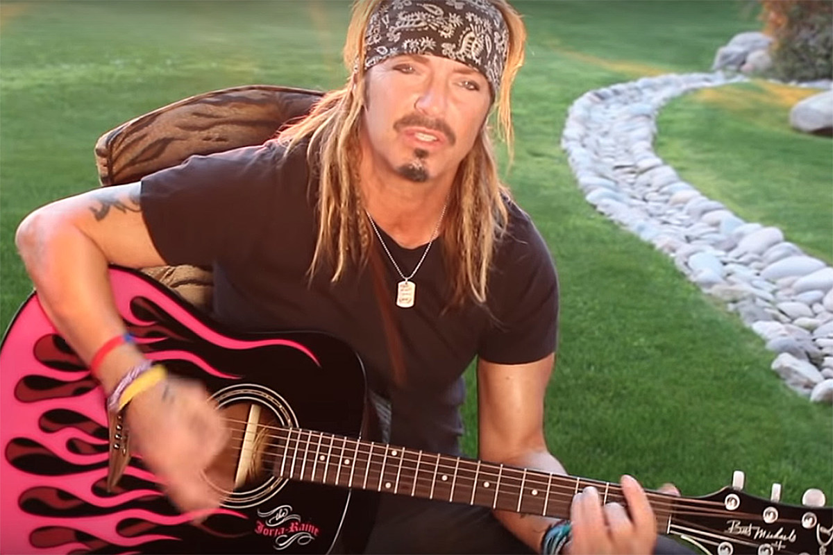 Watch Bret Michaels' New 'Unbroken' Video