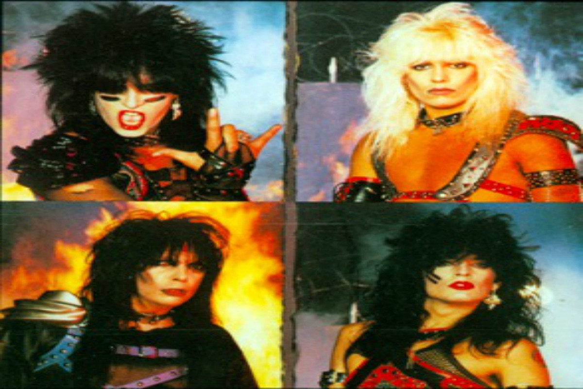 How Motley Crue S Looks That Kill Video Changed Everything