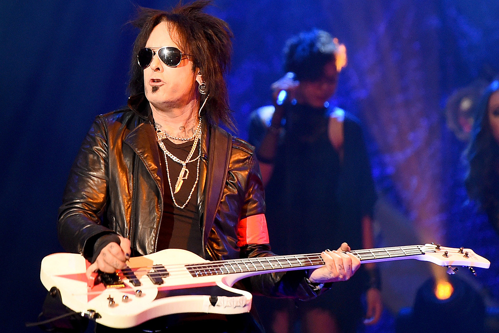 Nikki Sixx Reveals What Surprised Him Most About 'The Dirt' Movie