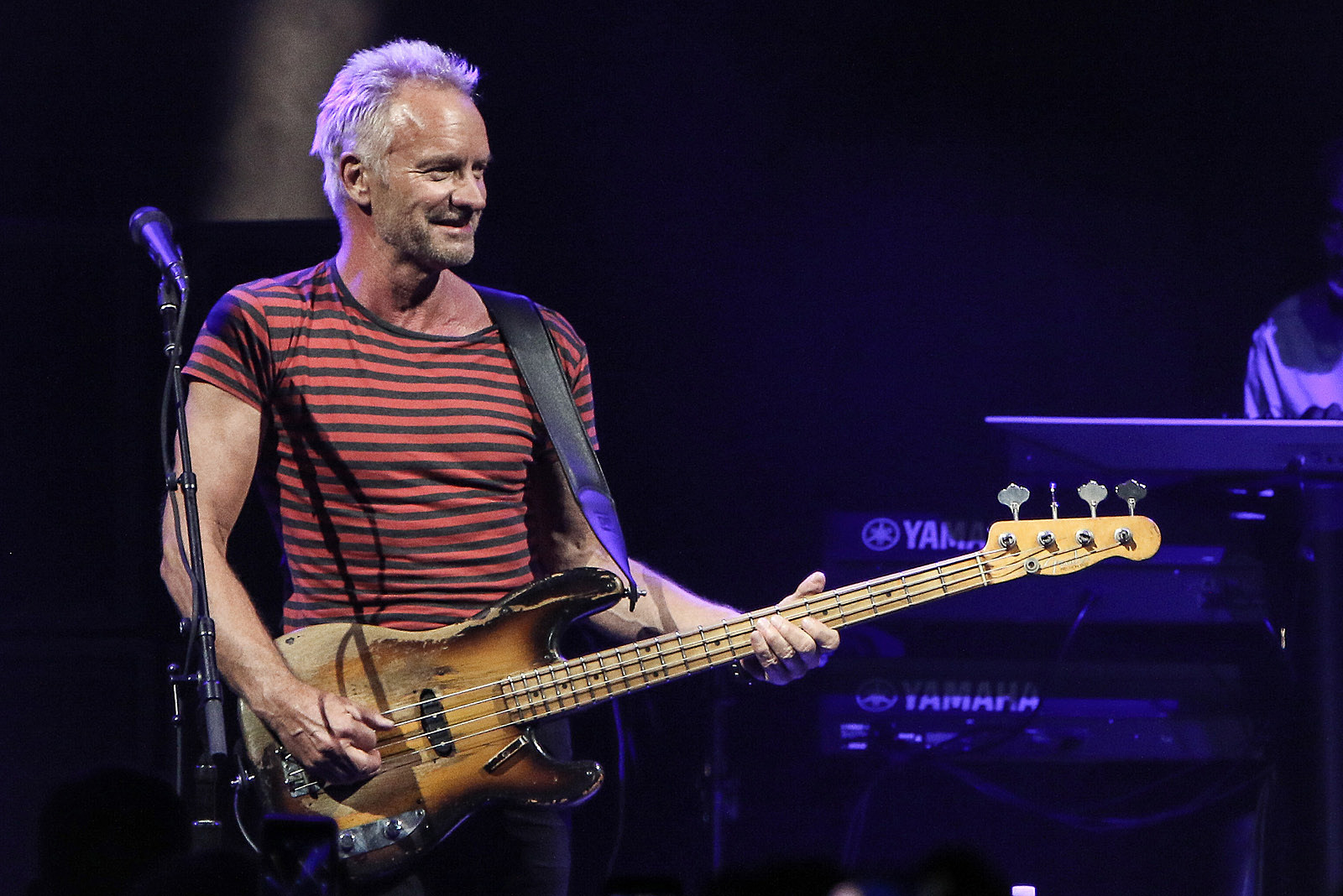 Sting Thrilled With Juice WRLD's 'Shape of My Heart' Sample