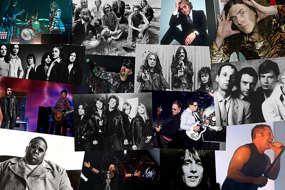 Best Rock Bands 2020 Rock Hall 2020 Forecast: Who's Newly Eligible, Who Gets In
