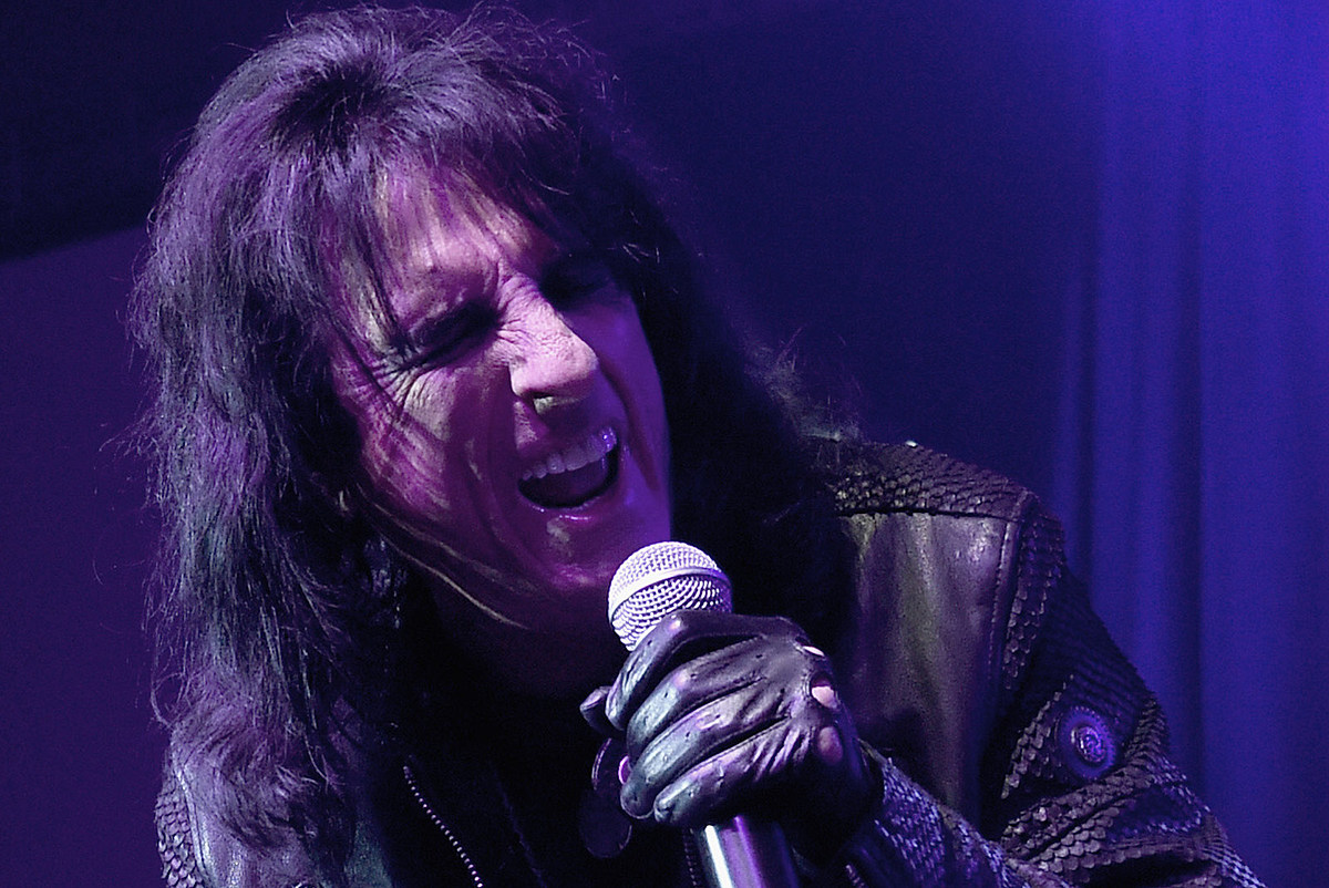 Alice Cooper Details Revamped Tour Upcoming New Music