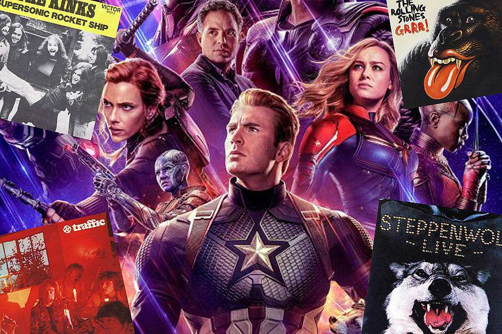 A Guide to the Classic Rock Songs in 'Avengers: Endgame'