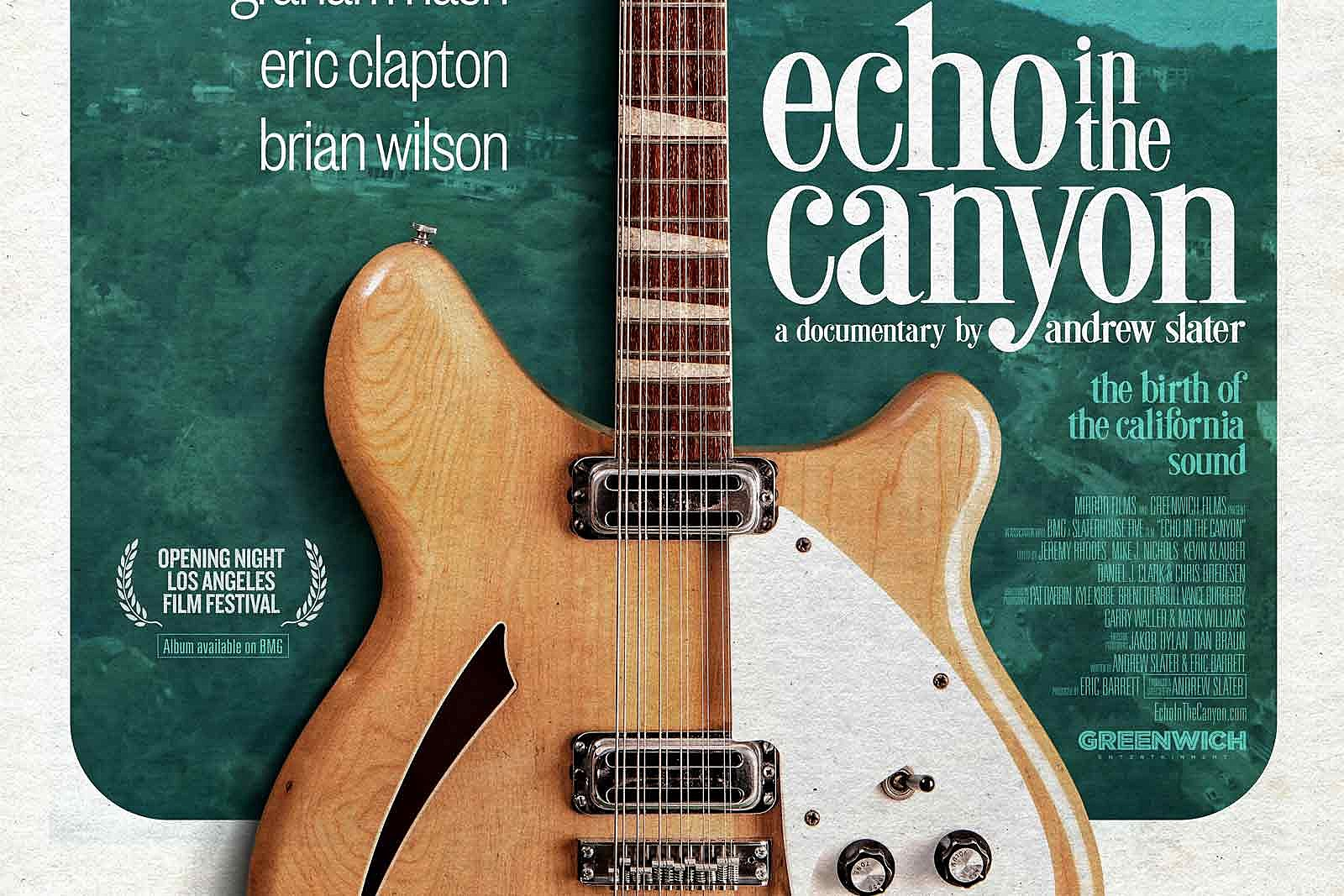 Neil Young, Others Cover Classics on 'Echo in Canyon' Soundtrack