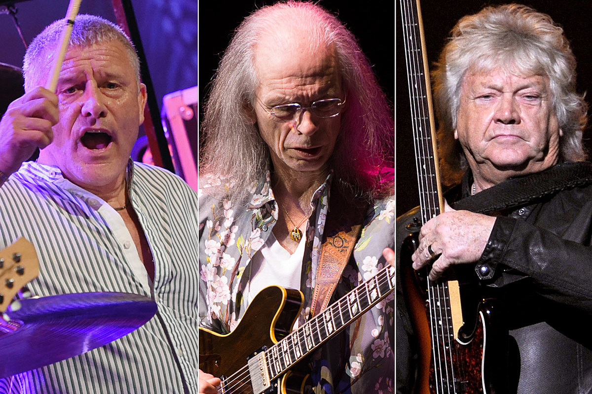 Yes' 'Royal Affair' Tour to Feature Asia, Carl Palmer, John Lodge