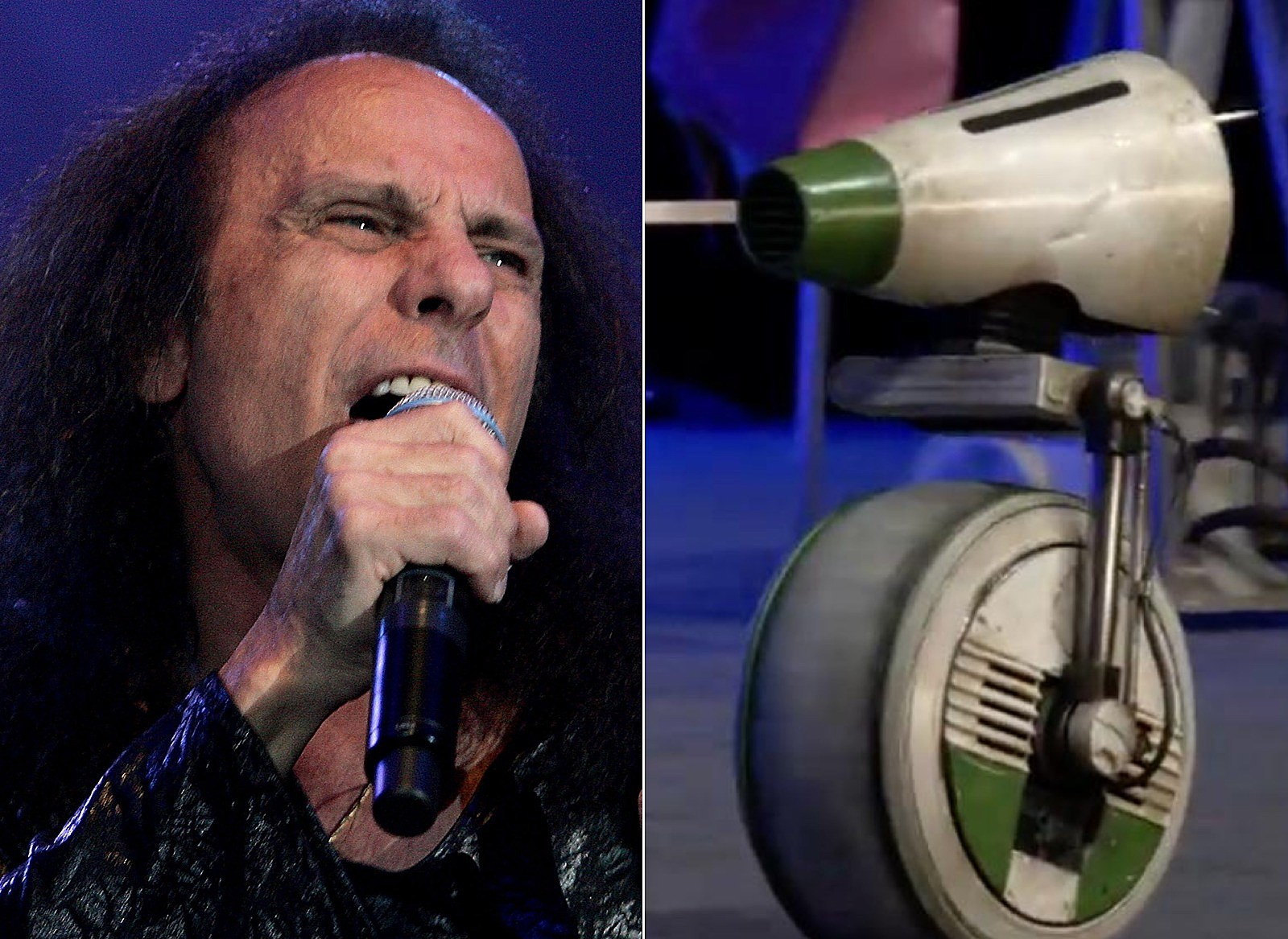 Is the New 'Star Wars' Droid a Tribute to Ronnie James Dio?