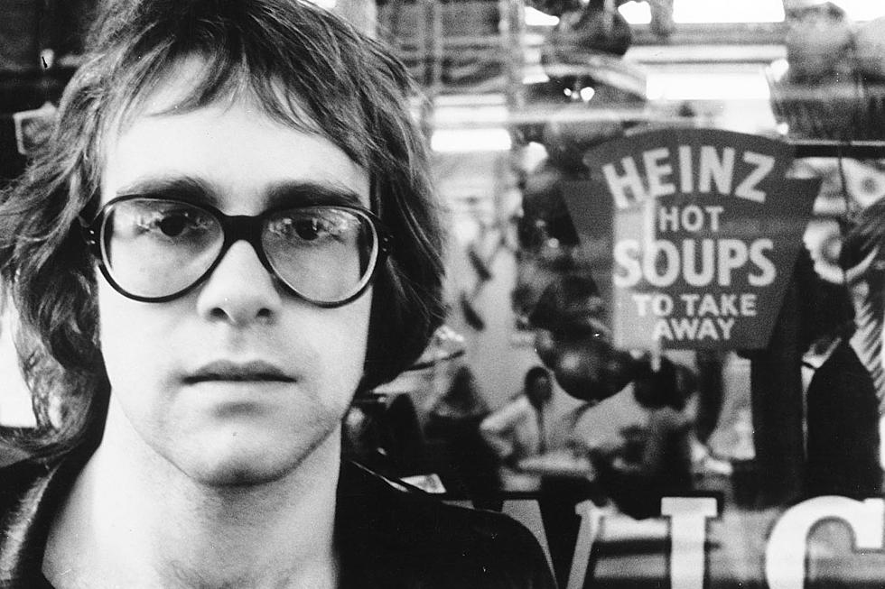 The History of Elton John's 'Your Song'