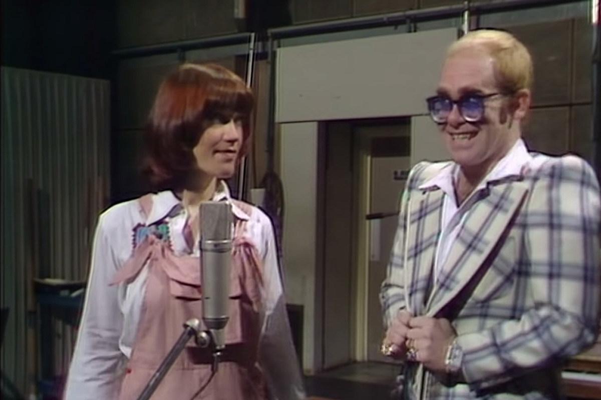 The Story of Elton John's 'Don't Go Breaking My Heart'