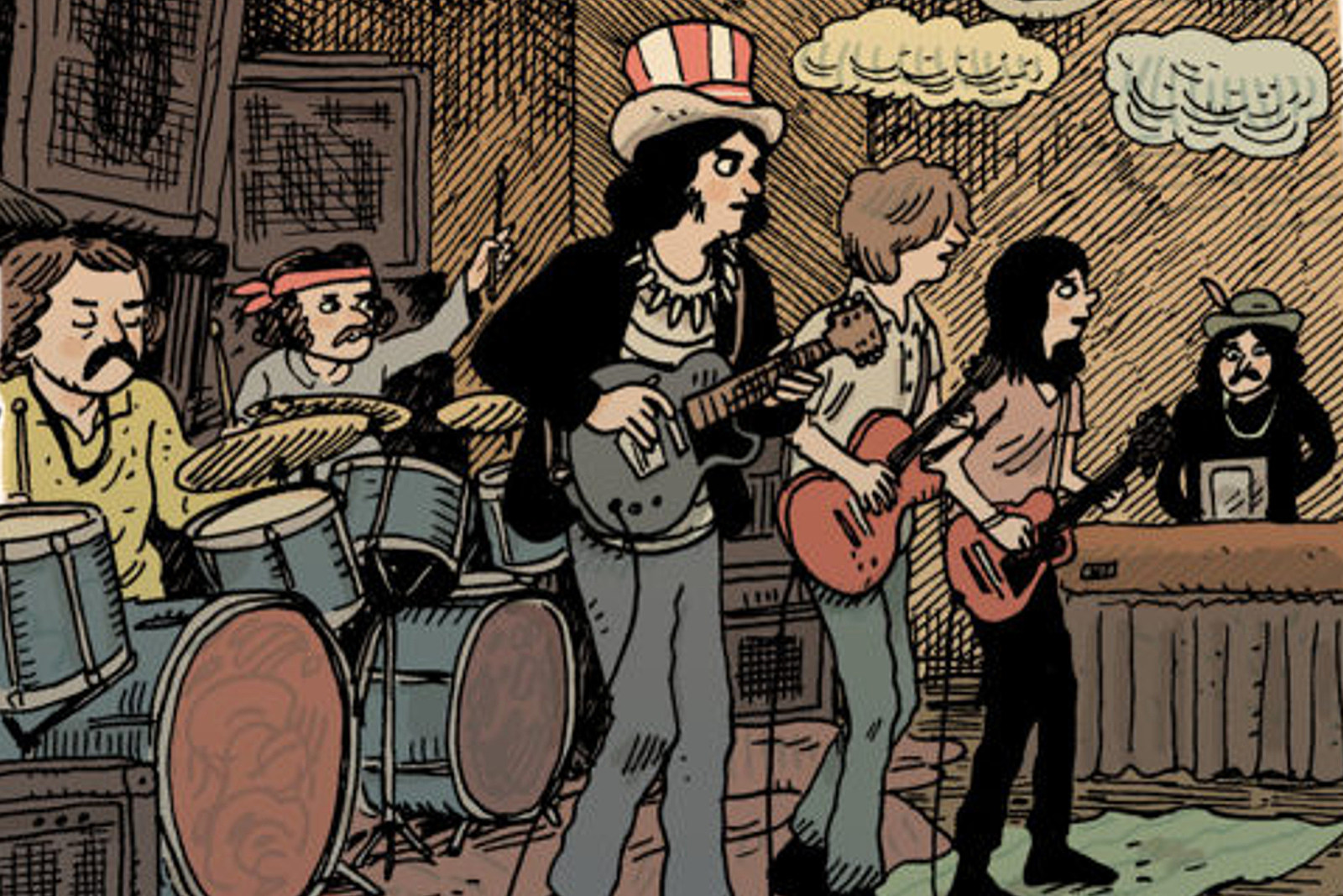 The Grateful Dead Reader (Readers on American Musicians Ser. )