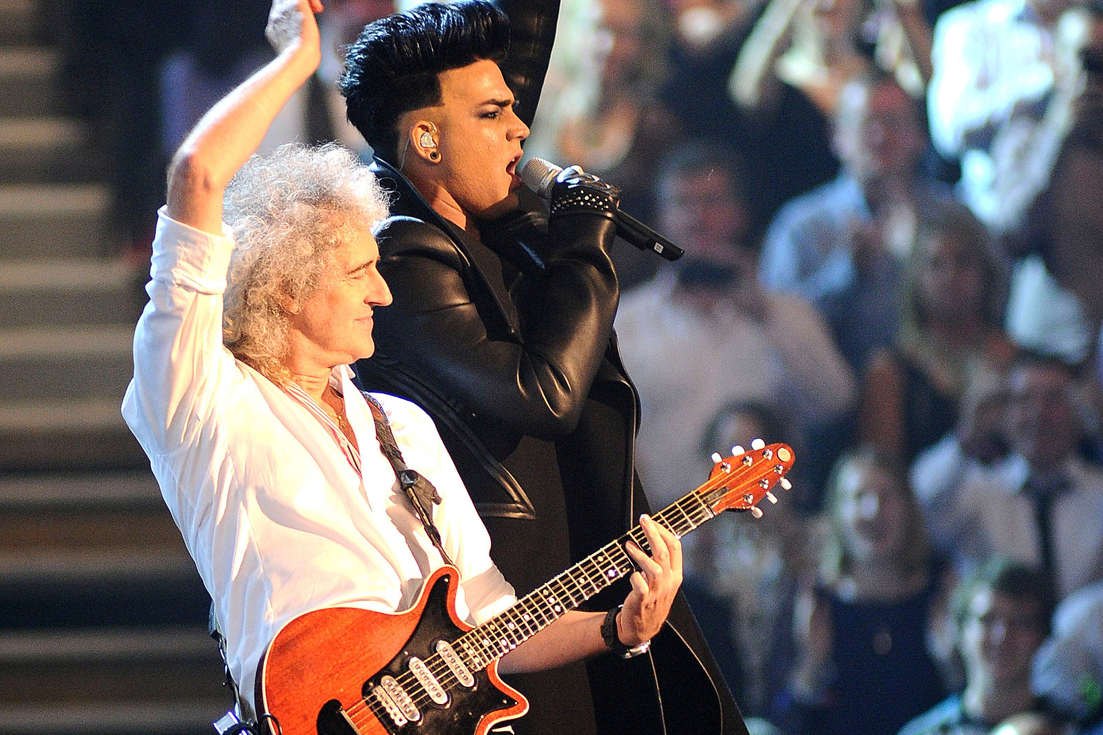 Revisiting Queen's First Show With Adam Lambert