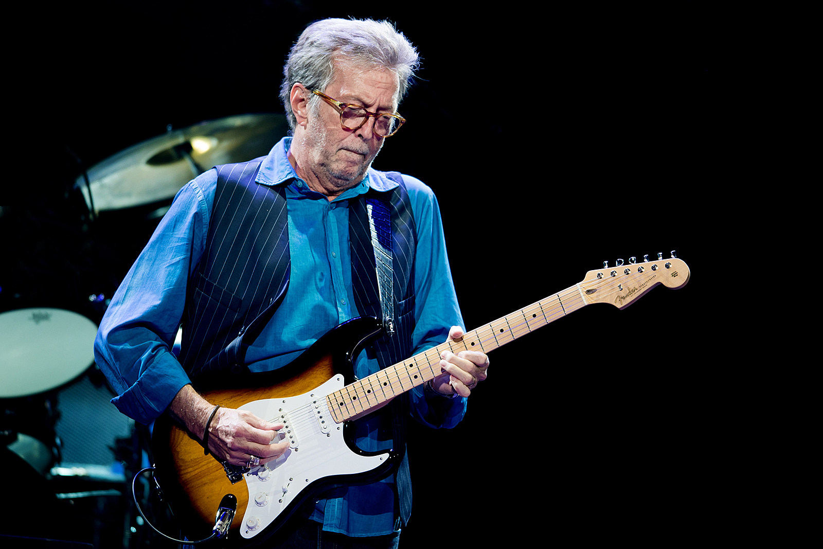 Eric Clapton Says He Won't Play to 'Discriminated' U.K. Audiences