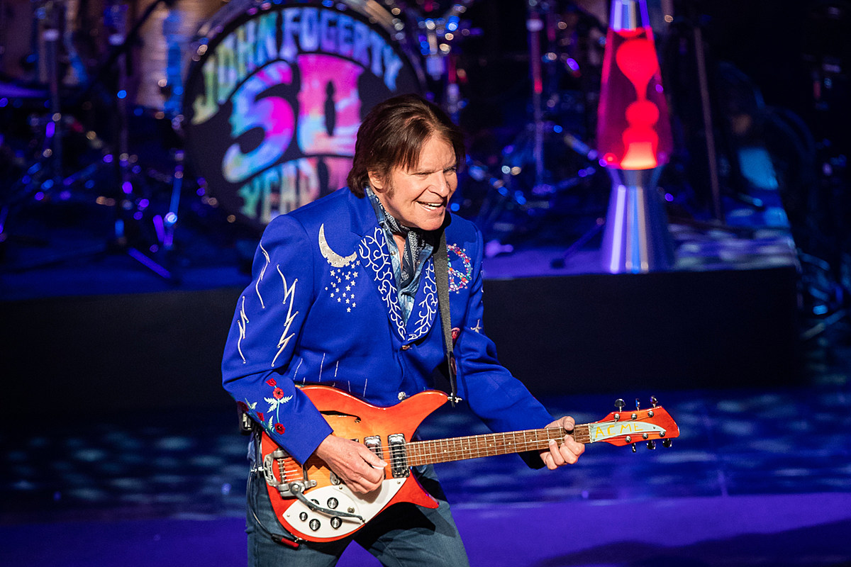 John Fogerty Debuts 'My 50 Year Trip' in Vegas: Set List