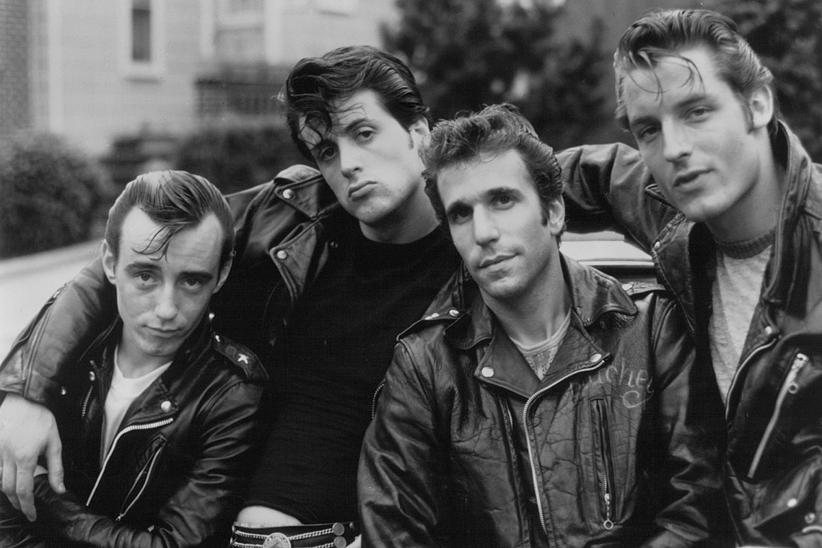 45 Years Ago: 'The Lords of Flatbush' Introduces Rocky and Fonzie
