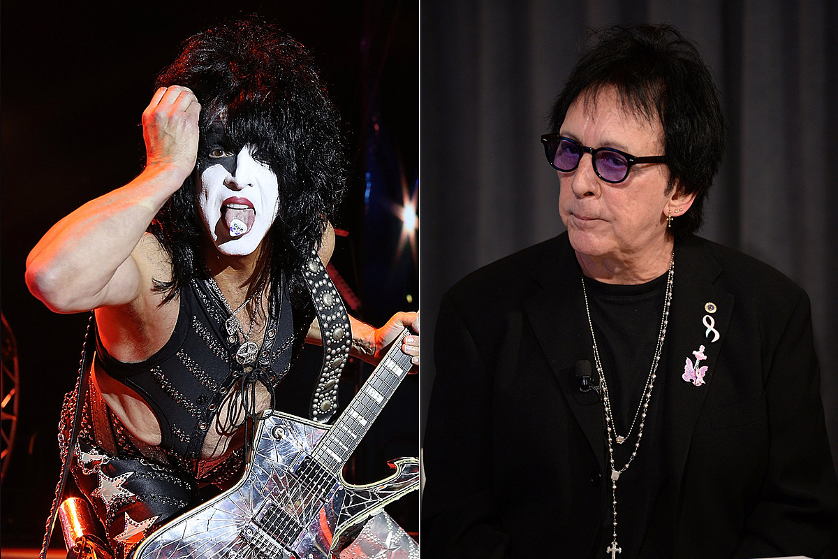 Paul Stanley Says Peter Criss Has 'Always Been Negative'