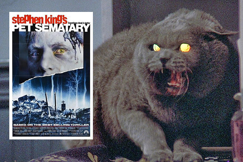 How Stephen King Scared Himself With 'Pet Sematary'