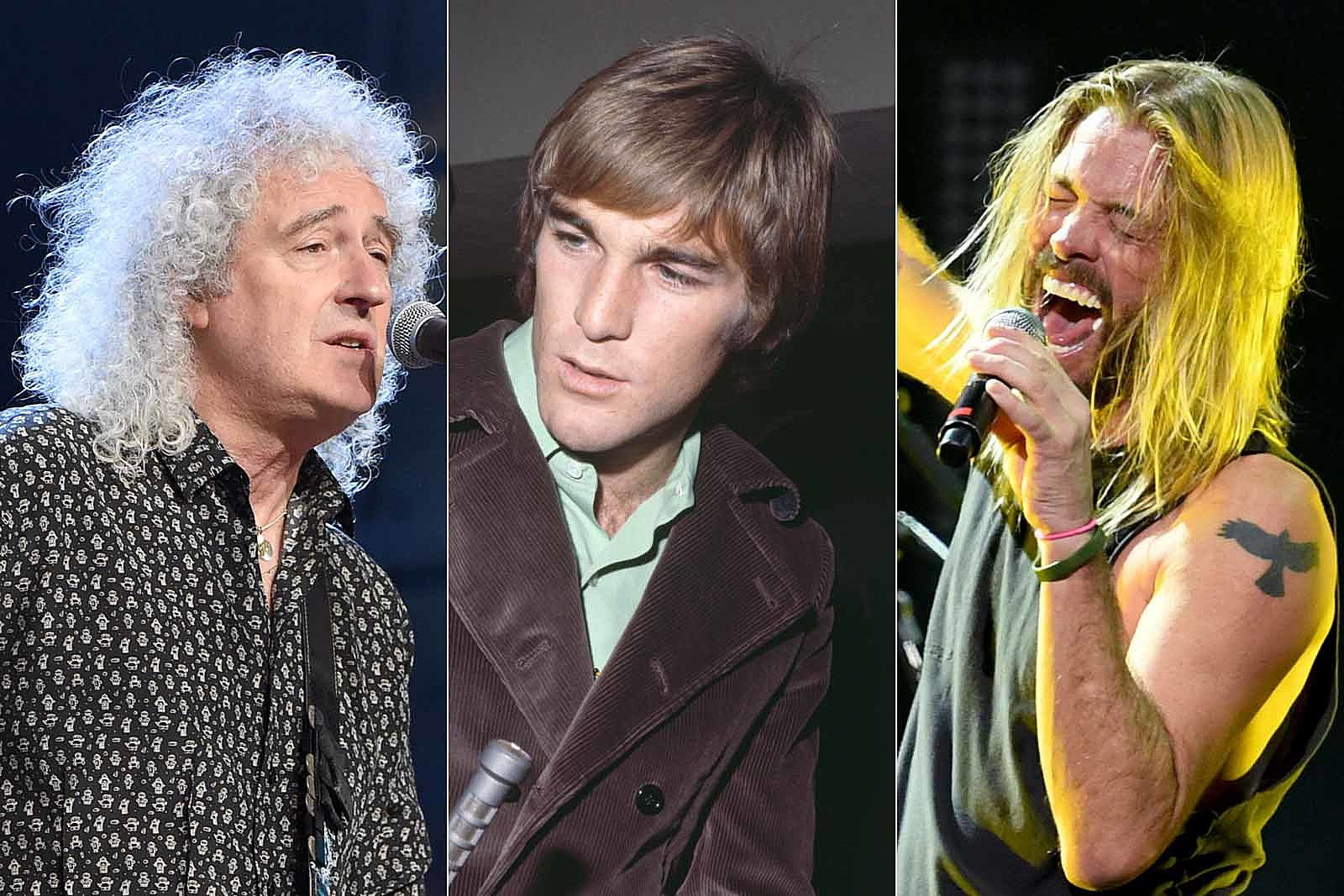 Members of Queen and Foo Fighters Finish Lost Dennis Wilson Track