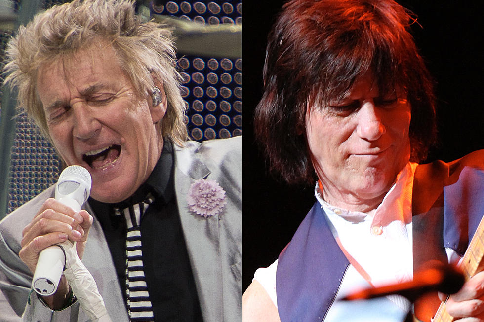 Rod Stewart Set for Rare Reunion With Jeff Beck