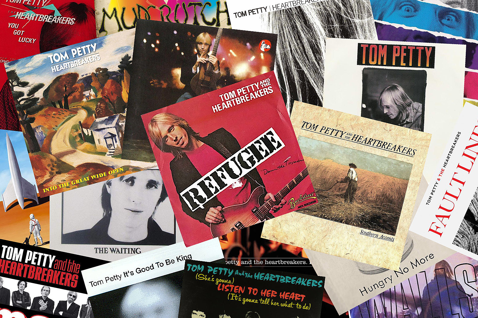 The Best Song From Every Tom Petty Album