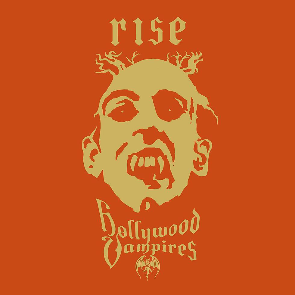 Hollywood Vampires Detail New Album 'Rise'