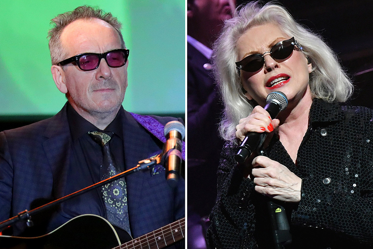Elvis Costello and Blondie Announce Co-Headlining Tour